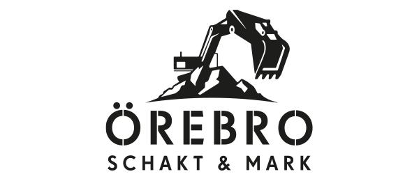 Logo Örebro Schakt & Mark
